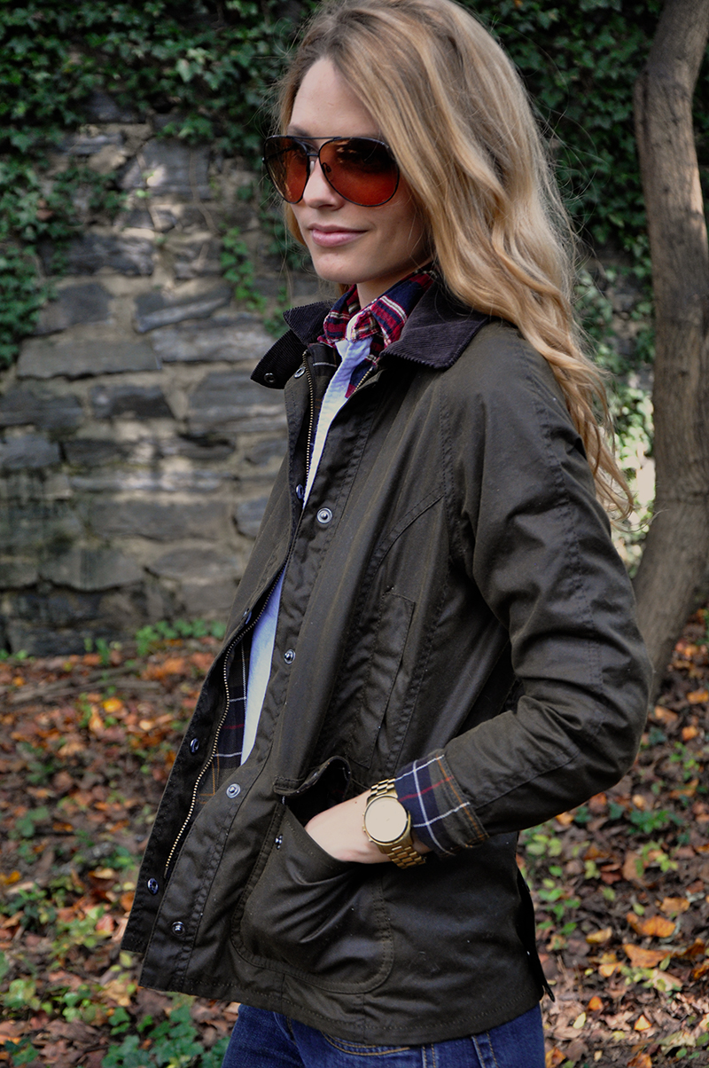 50% price best sale 100% authentic Key piece: Barbour Beadnell Jacket (6 years and 4 jackets ...